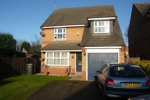 4 bedroom detached house to rent - Milton Way, Ettiley Heath, Sandbach, CW11