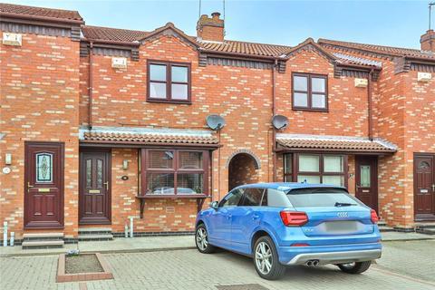 2 bedroom terraced house for sale - Poplar Close, Burstwick, Hull, HU12