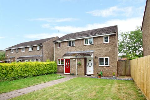 3 bedroom semi-detached house for sale - Peacocks Close, Middleton Cheney, Banbury, OX17