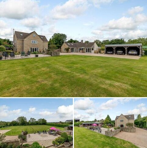5 bedroom detached house for sale - Corston, Malmesbury, Wiltshire, SN16