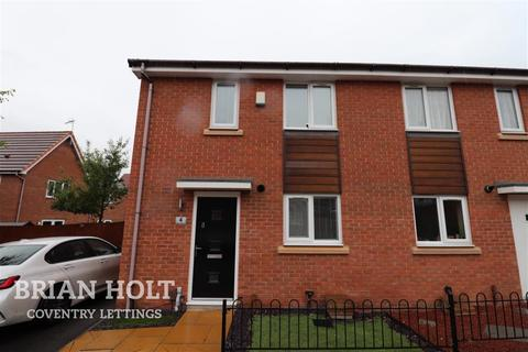 3 bedroom semi-detached house to rent - Beetle Drive,