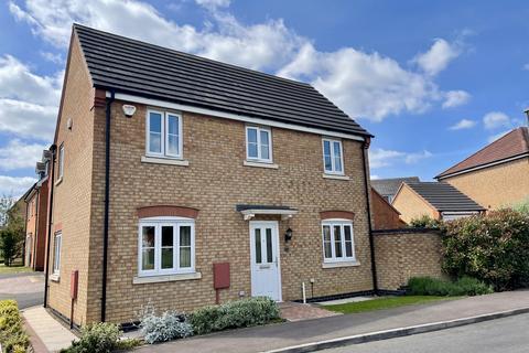 3 bedroom detached house for sale - Tom Childs Close Grantham