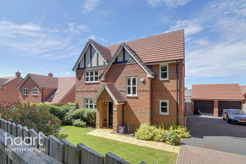 4 bedroom detached house for sale - Courtney Close, Northampton