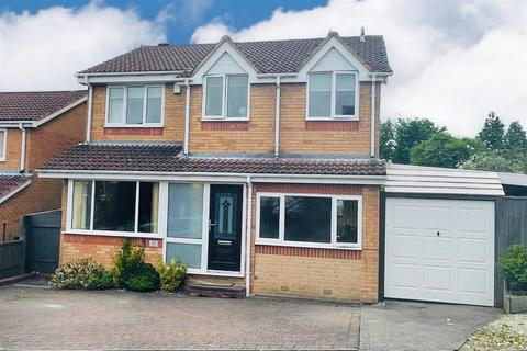 4 bedroom detached house for sale - Pond Lane, New Tupton, Chesterfield, S42 6BG