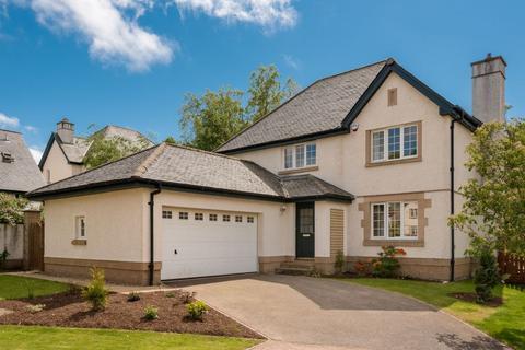 4 bedroom detached house for sale - 6 Burnet Crescent, East Saltoun, East Lothian, EH34 5BZ