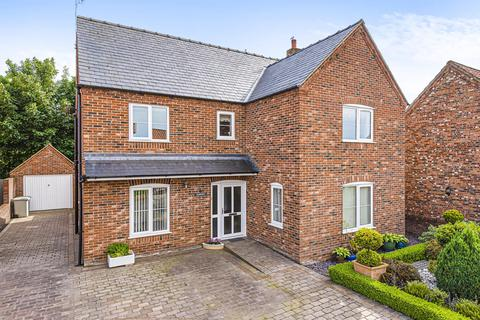 4 bedroom detached house for sale - Woodmans Yard, Tetford, Horncastle, LN9 6RA