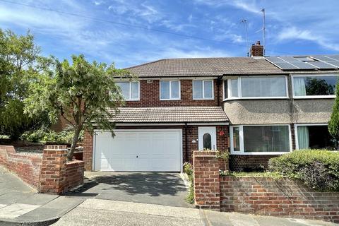 5 bedroom semi-detached house for sale - Myrella Crescent, Tunstall