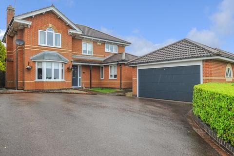 4 bedroom detached house for sale - Slayley View Road, Barlborough, Chesterfield