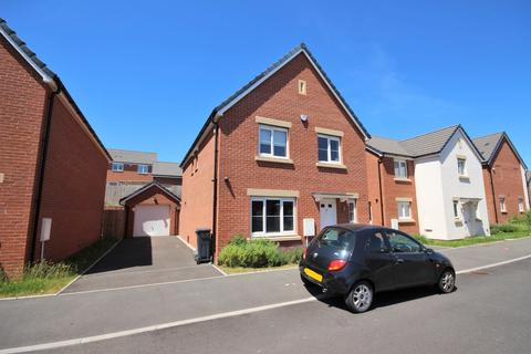 4 bedroom detached house for sale - Heol Bennett, Old St. Mellons, Cardiff