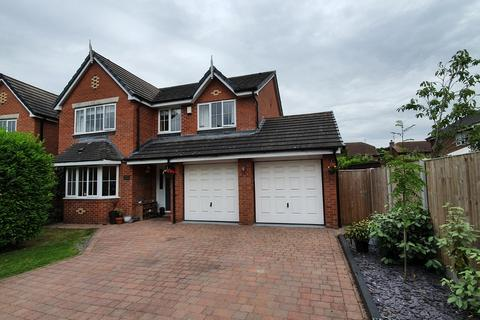 4 bedroom detached house for sale - Chartwell Grove, Darnhall, Winsford