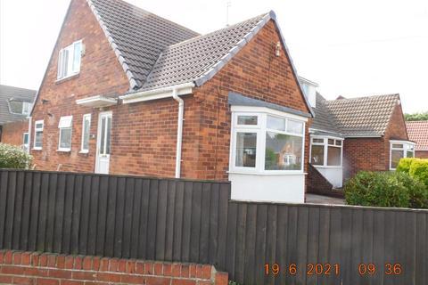 3 bedroom semi-detached bungalow to rent - CROSSLEA  AVENUE, TUNSTALL, Sunderland South, SR3 1LT