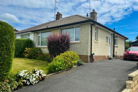 2 bedroom semi-detached bungalow for sale - Aireville Crescent, Silsden