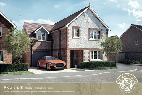 4 bedroom detached house for sale - The Millstones, Mayflower Way, Angmering, West Sussex