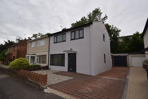 3 bedroom semi-detached house for sale - 1a Park Court Road, Bridgend, CF31 4BP