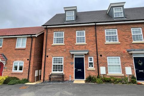 3 bedroom end of terrace house for sale - Kirk Close, Moulton, Northampton, NN3