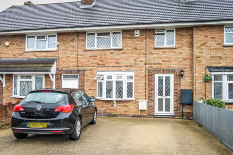 3 bedroom terraced house for sale - St Marys Road, Wootton, Bedford, MK43