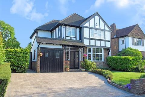 4 bedroom detached house for sale - Glebe Hyrst, Sanderstead, Surrey