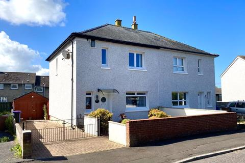 3 bedroom semi-detached house for sale - Drumley Avenue, Mossblown