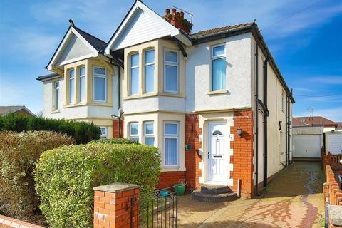 3 bedroom semi-detached house for sale - Whitehall Parade, Rumney, Cardiff