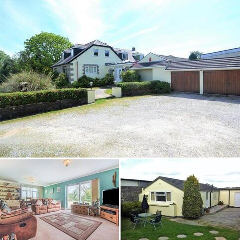 5 bedroom detached house for sale - Porkellis, Helston
