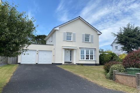4 bedroom detached house for sale - Higher Cross Road, Bickington, Barnstaple