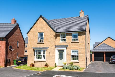 4 bedroom detached house for sale - Deighton Drive, Wetherby, LS22