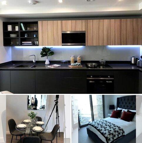2 bedroom flat to rent - 12 Western Gateway, London E16