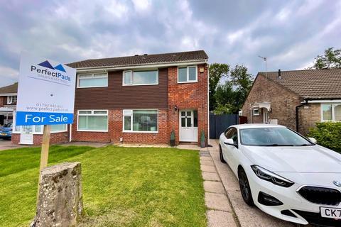 3 bedroom semi-detached house for sale - Heol Y Drudwen, Cwmrhydyceirw, Swansea