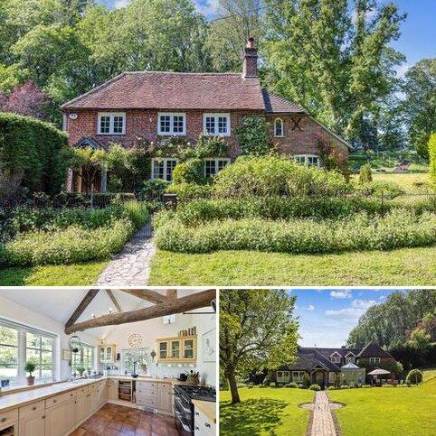 4 bedroom detached house for sale - Pockford Road, Chiddingfold, Godalming, Surrey, GU8
