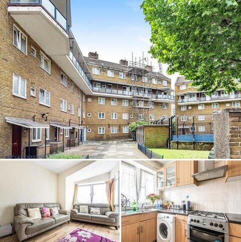 4 bedroom flat for sale - Burbage Close, Borough