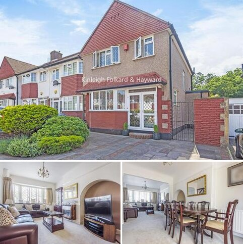 3 bedroom end of terrace house for sale - Longhill Road, Catford