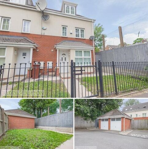 4 bedroom end of terrace house for sale - Hazelbottom Road, Lower Crumpsall, Manchester, M8