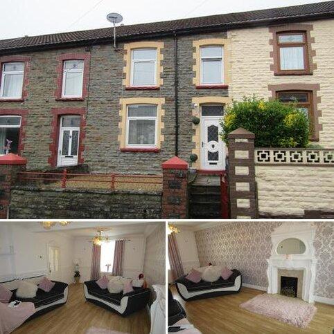 3 bedroom terraced house for sale - BAGLAN STREET, PONTYGWAITH, RHONDDA CF43