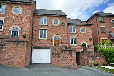 3 bedroom terraced house for sale - Hendidley Way, Newtown, Powys, SY16