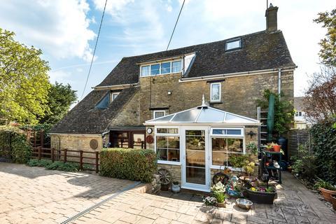 3 bedroom cottage for sale - Bull Street, Aston, Oxon
