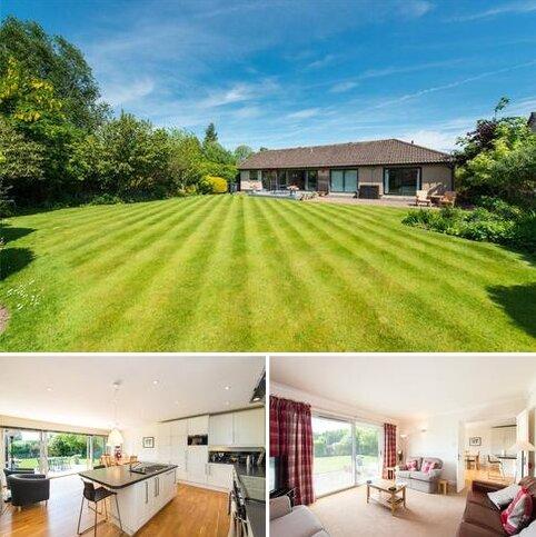 4 bedroom bungalow for sale - 5 Broomlands Court, Kelso, TD5