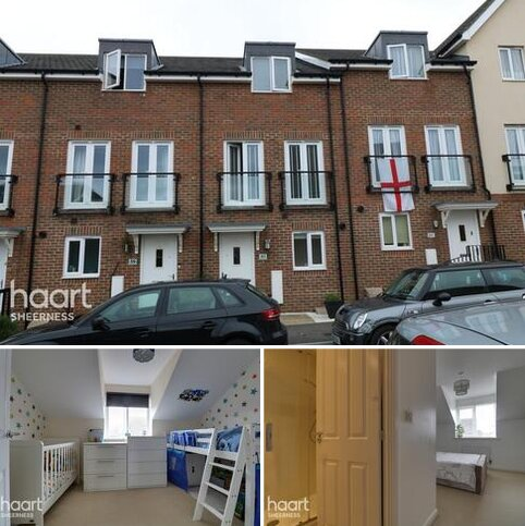 3 bedroom terraced house for sale - Buttercup Avenue, Sheerness