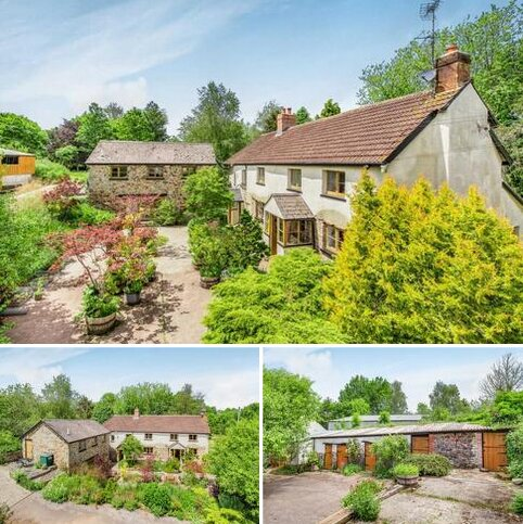 5 bedroom detached house for sale - Bow, Devon
