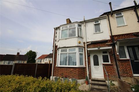 3 bedroom end of terrace house for sale - Preston Gardens, Luton, Bedfordshire, LU2