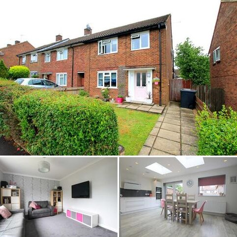 3 bedroom end of terrace house for sale - Millbrook Road, Bushey