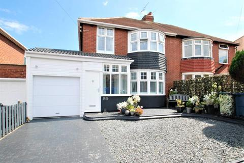 3 bedroom semi-detached house for sale - Dartford Road, South Shields