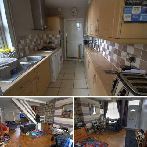 2 bedroom terraced house to rent - Beaumanor Road, Leicester, LE4