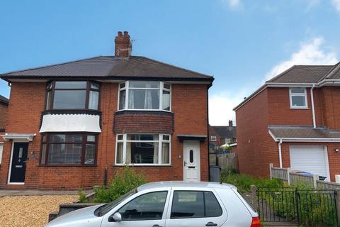 2 bedroom semi-detached house for sale - Collis Avenue, Stoke-on-Trent, ST4 6DT