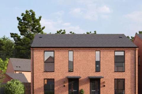 St. Modwen Homes - Heathy Wood