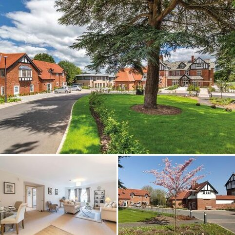 1 bedroom retirement property for sale - Plot E1.4 at The Red House, 41 Palace Road, Ripon, North Yorkshire HG4