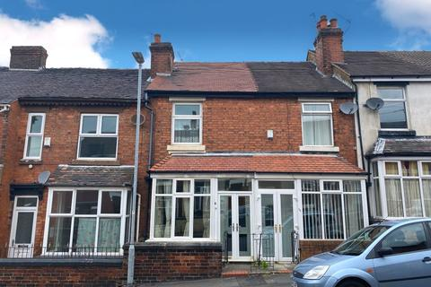 2 bedroom terraced house for sale - Dartmouth Street, Stoke-on-Trent, ST6 1HD