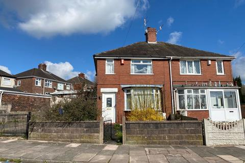 2 bedroom semi-detached house for sale - Huntilee Road, Stoke-on-Trent, ST6 6EP