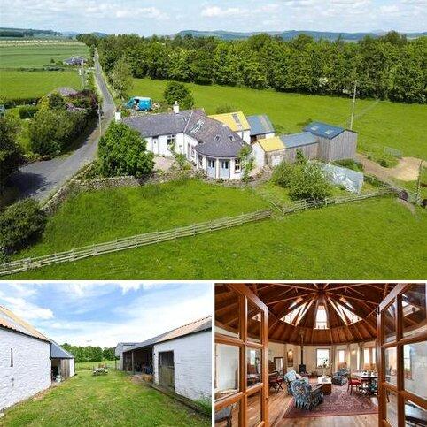 4 bedroom detached house for sale - Slaethorn Croft, Holywood, Dumfries, DG2