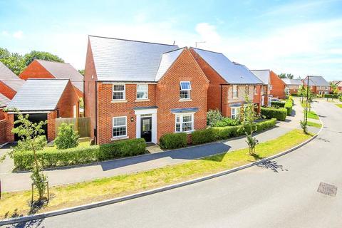 4 bedroom detached house for sale - Nanson Lane, Swanbourne Park, Angmering, West Sussex, BN16