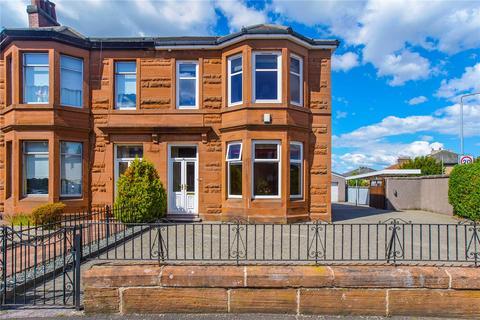 3 bedroom end of terrace house for sale - 55 Kings Park Avenue, Glasgow, G44